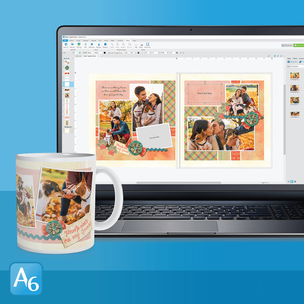 Forever Artisan Digital Scrapbooking Software; FOREVER products
